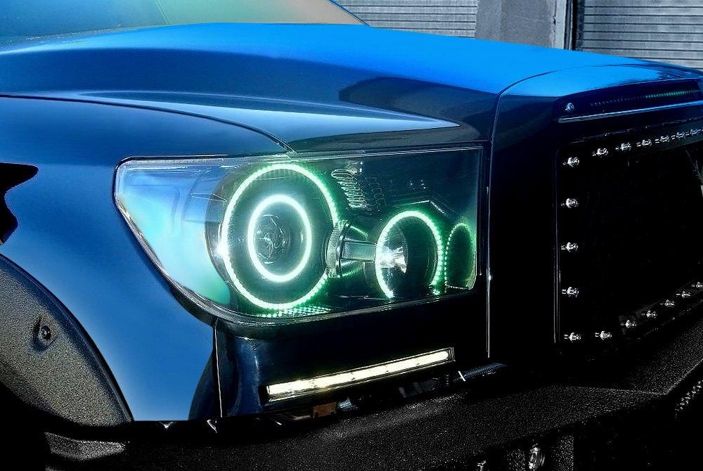 Oracle Lighting  LED Halo Fog Lights  CARiDcom