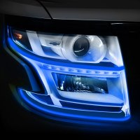 Oracle Lighting - LED Accent DRL Flexible Strips - CARiD.COM