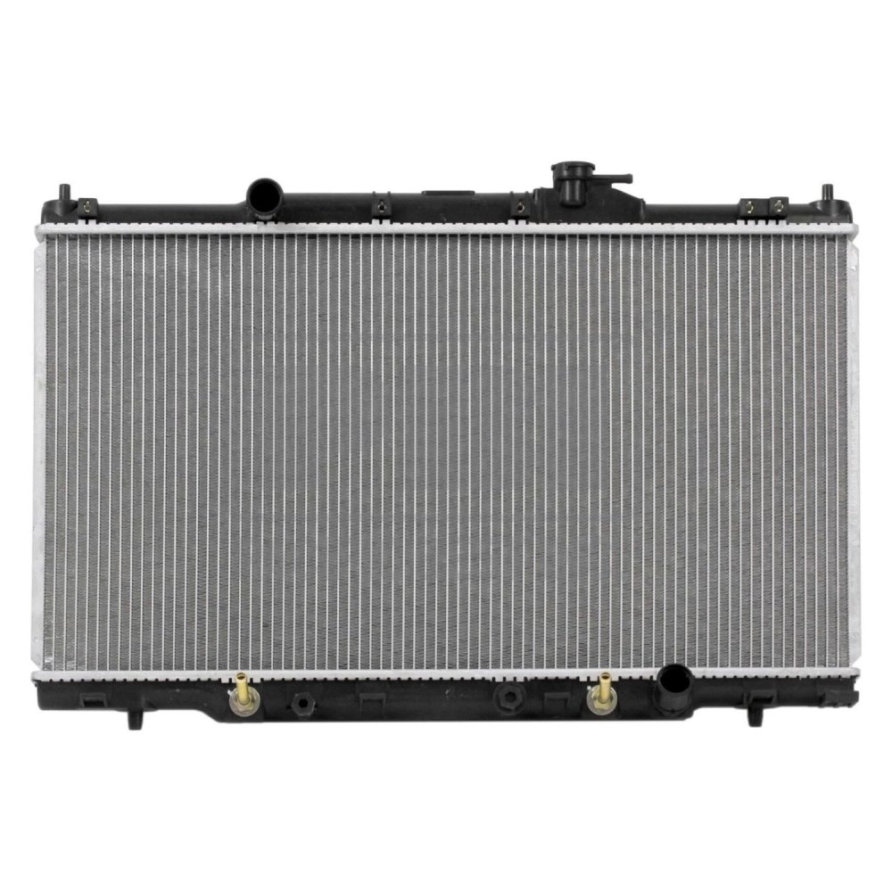 medium resolution of pacific best engine coolant radiator