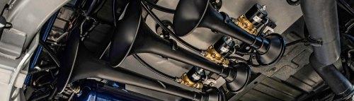 small resolution of custom automotive horns