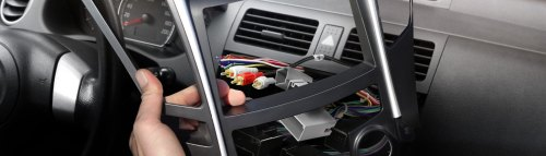 small resolution of car stereo video installation parts