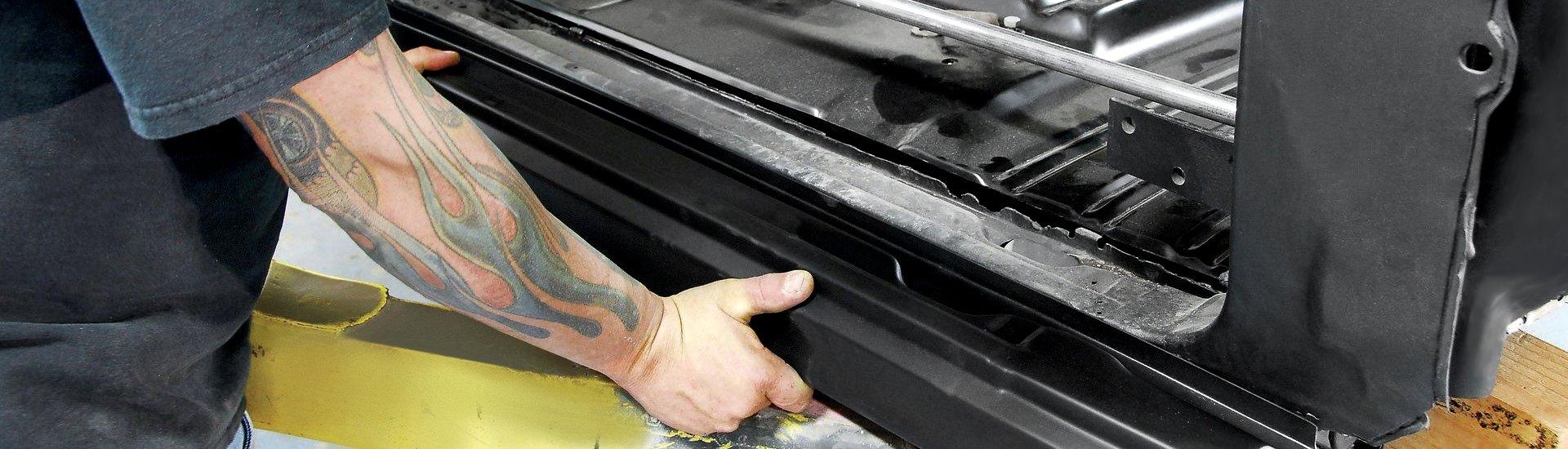 2010 Toyota Prius Chrome Door Molding