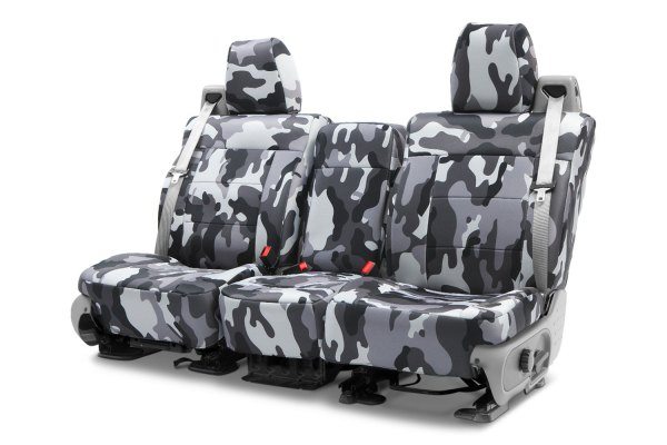 Camo Seat Covers Authentic Custom Patterns
