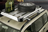 Roof Mounted Spare Tire Carriers - CARiD.com
