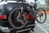 Spare Tire Mount Bike Racks