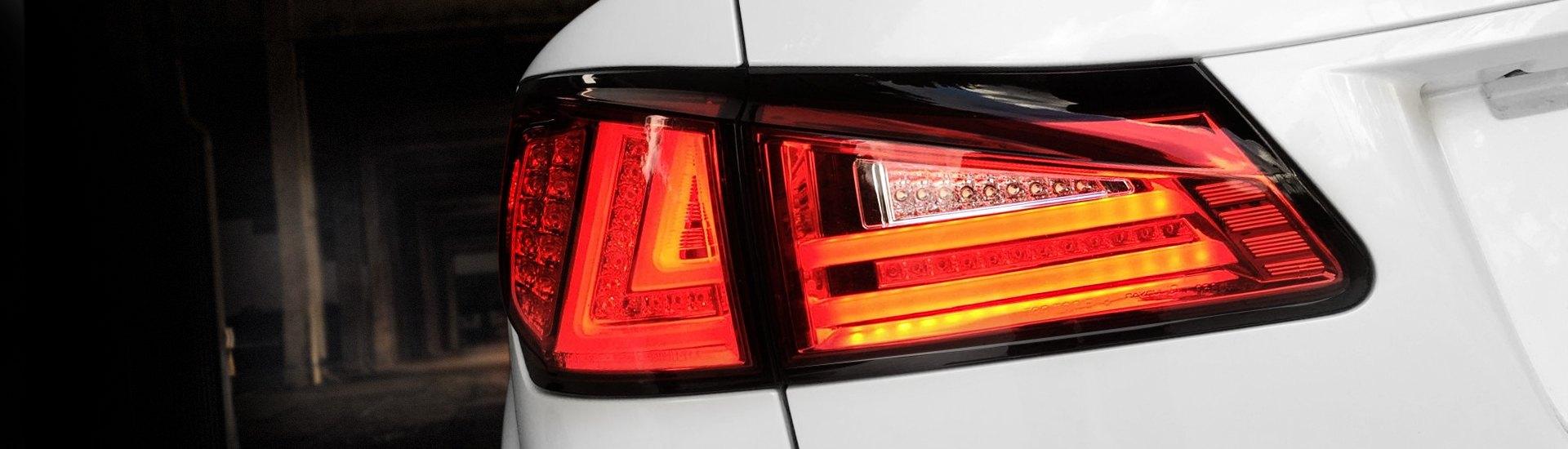 hight resolution of custom factory tail lights