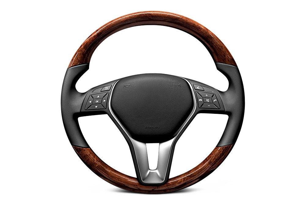 steering wheels custom wood