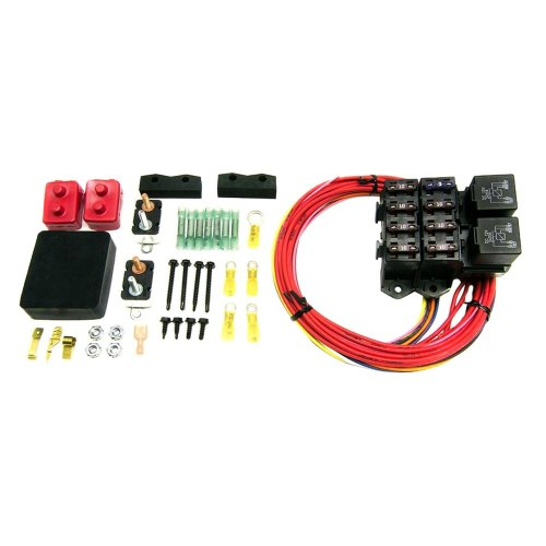 small resolution of painless fuse box back wiring diagram val painless fuse box back