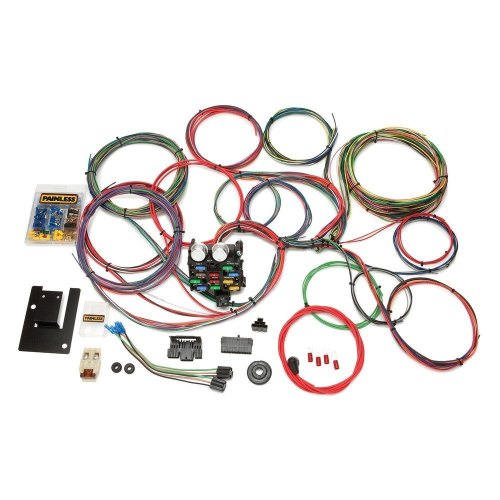 small resolution of painless performance 21 circuit classic chassis harness