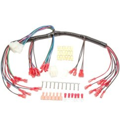 painless performance gauge wiring harness for mechanical speedometer [ 1000 x 1000 Pixel ]