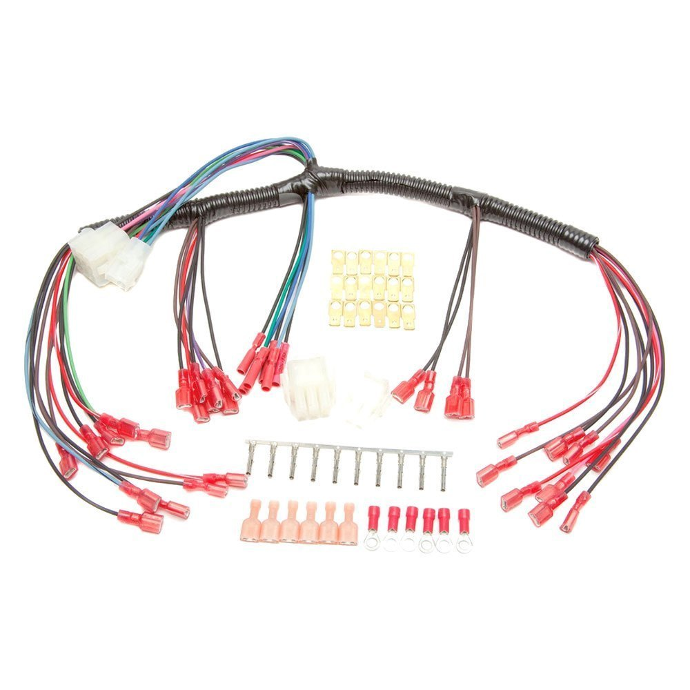 hight resolution of painless performance gauge wiring harness for mechanical speedometer