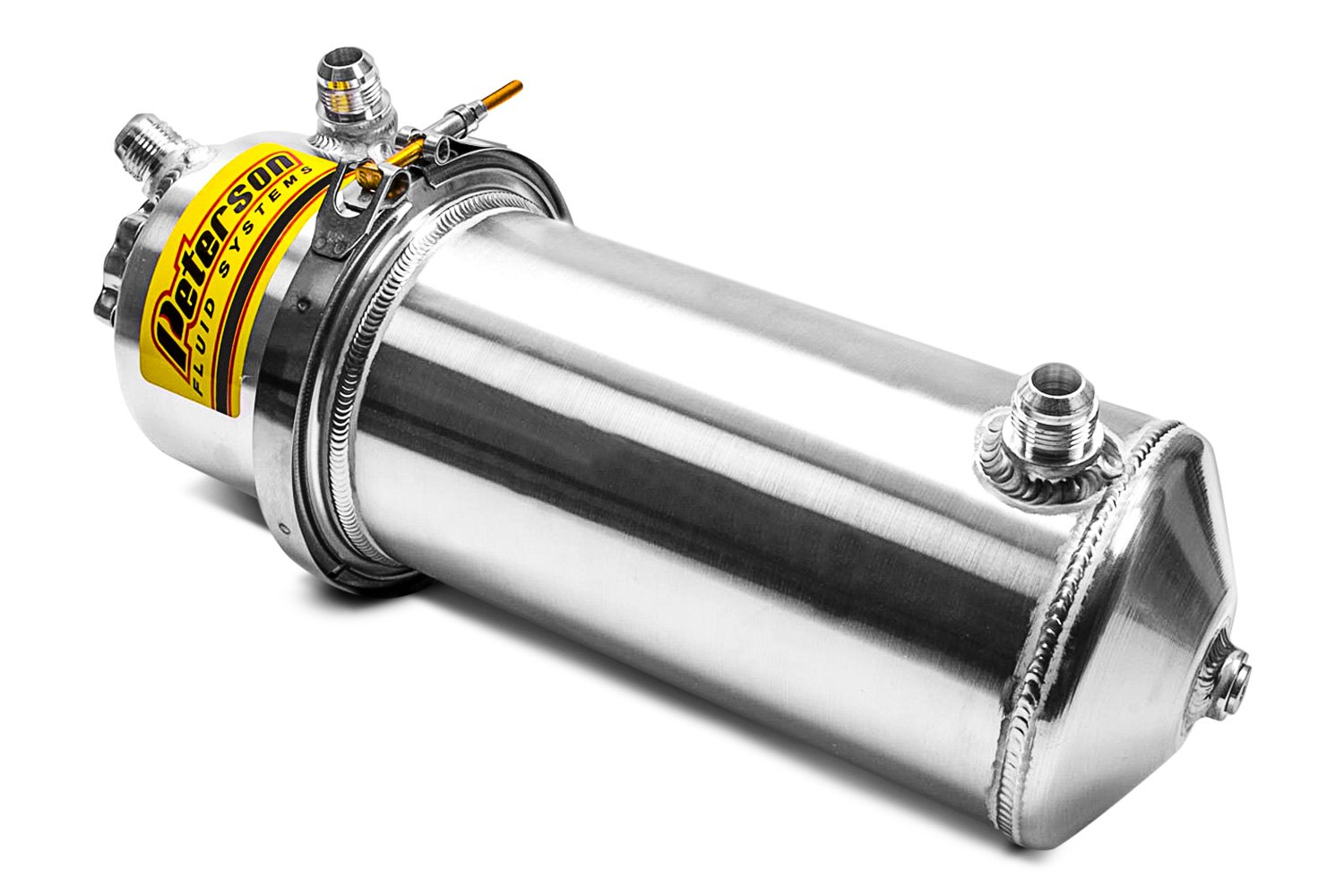 hight resolution of  peterson fluid systems oil tank