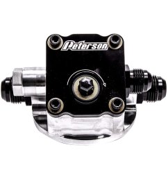 peterson fluid systems small remote oil filter mount [ 1000 x 1000 Pixel ]