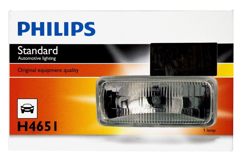 hight resolution of  4x6 rectangular chrome factory style sealed beam headlight