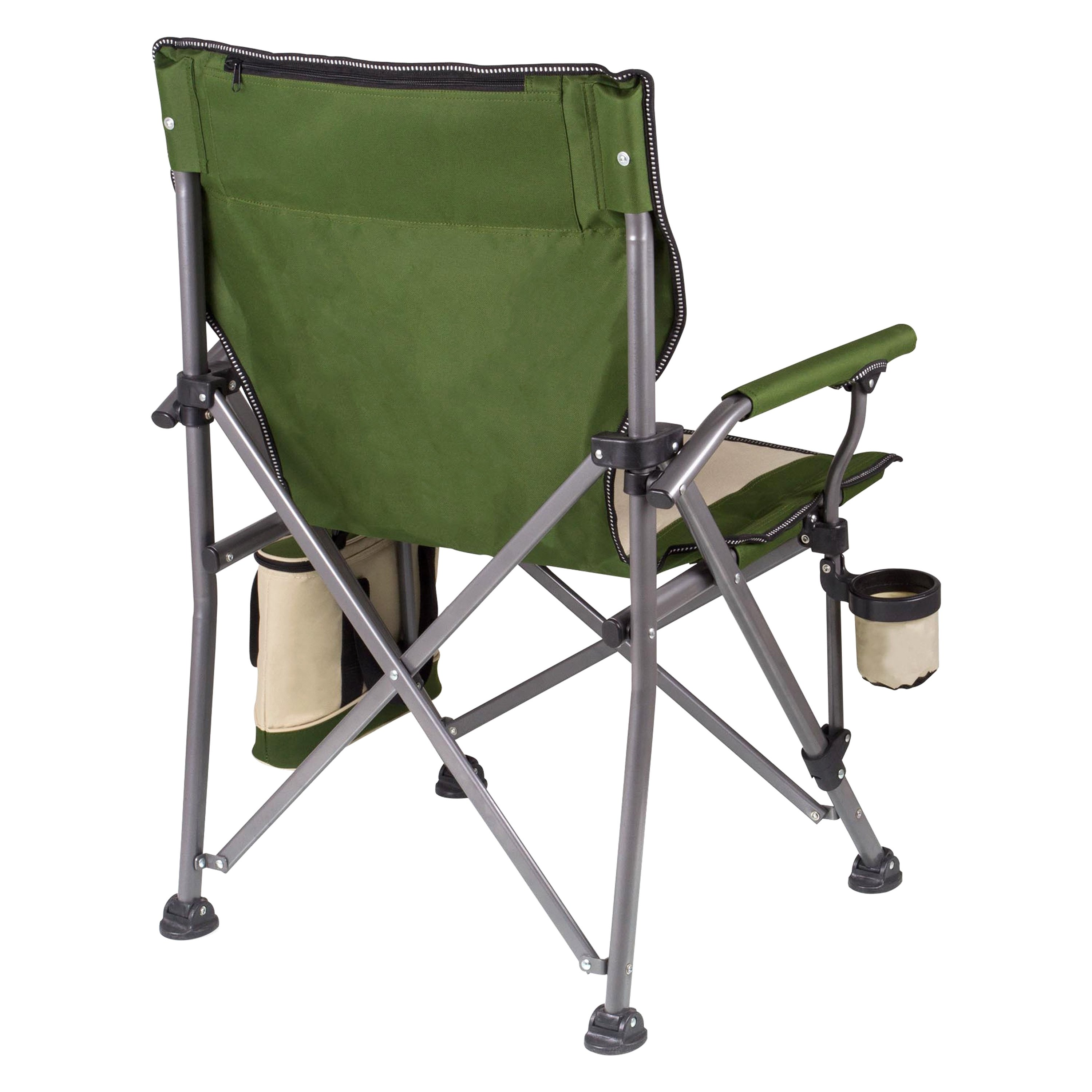 picnic time chair parts kitchen cushions with ties target 800 00 140 000 outlander khaki camp