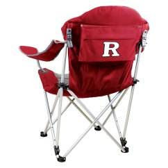 Picnic Time Chair Parts Folding Umbrella Chairs 803 00 100 084 1 Rutgers Scarlet Knights