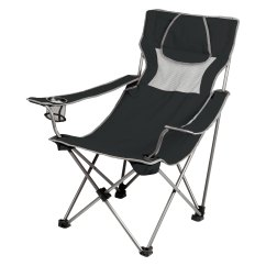 Picnic Time Chairs Wood Lounge Campsite Chair