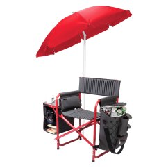 Picnic Time Chair Parts Best Easy Clean High 807 00 600 000 Fusion Red