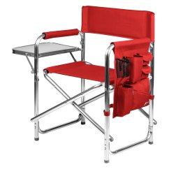 Picnic Time Chair Parts Best Office For Short Person 809 00 100 000 Red Sports