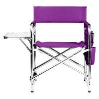 Picnic Time 809-00-101-244-4 - NBA Purple Sports Chair ...