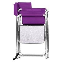 Picnic Time 809-00-101-264-4 - NBA Purple Sports Chair ...