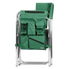 Picnic Time Sports Chair Abode Fishing Review 809 00 121 164 4 Nba Hunter Green