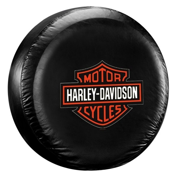 Spare Tire Cover for Harley-Davidson Logo