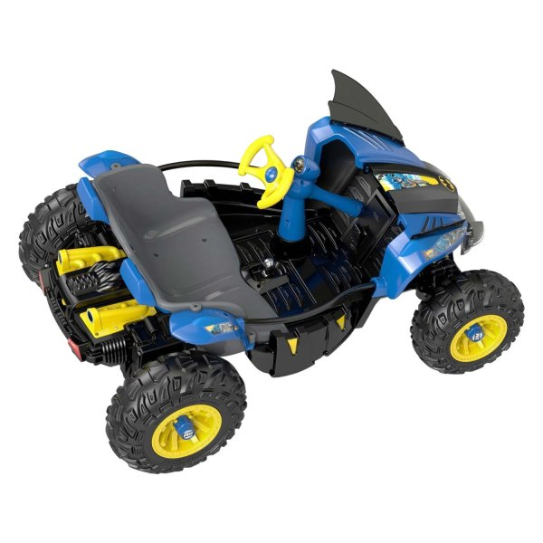 Batman Power Wheels Dune Racer
