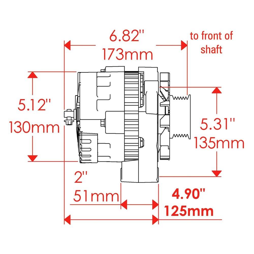 medium resolution of powermaster cs130d wiring diagram delco remy regulator wiring on alternator connector diagram