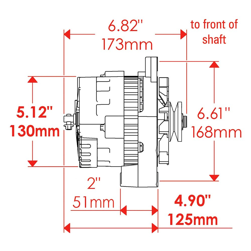 medium resolution of  powermaster 8012 cs130 alternator on 12si wiring diagram 10si wiring diagram