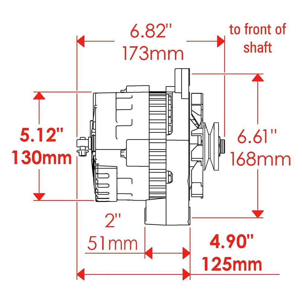 hight resolution of  powermaster 8012 cs130 alternator on 12si wiring diagram 10si wiring diagram