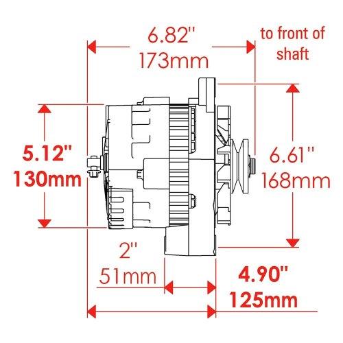 small resolution of  powermaster 8012 cs130 alternator on 12si wiring diagram 10si wiring diagram