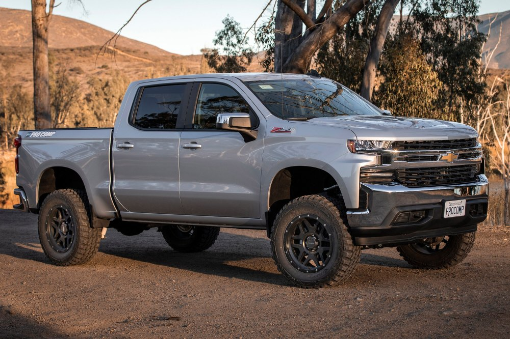 medium resolution of  comp front and rear suspension lift kit