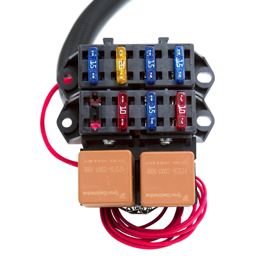 medium resolution of  dbc standalone wiring harness
