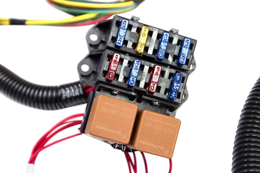 medium resolution of psi dbw standalone wiring