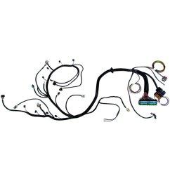 psi dbw standalone wiring harness [ 1000 x 1000 Pixel ]