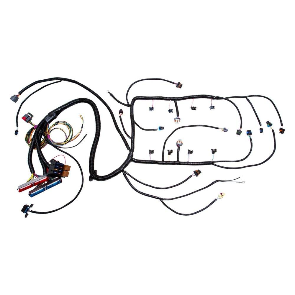 medium resolution of psi dbw standalone wiring harness