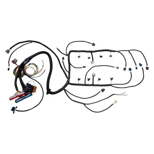 small resolution of psi dbw standalone wiring harness