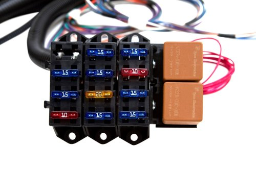 small resolution of  dbw standalone wiring harness