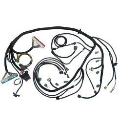 psi dbw standalone wiring harness [ 1500 x 1500 Pixel ]
