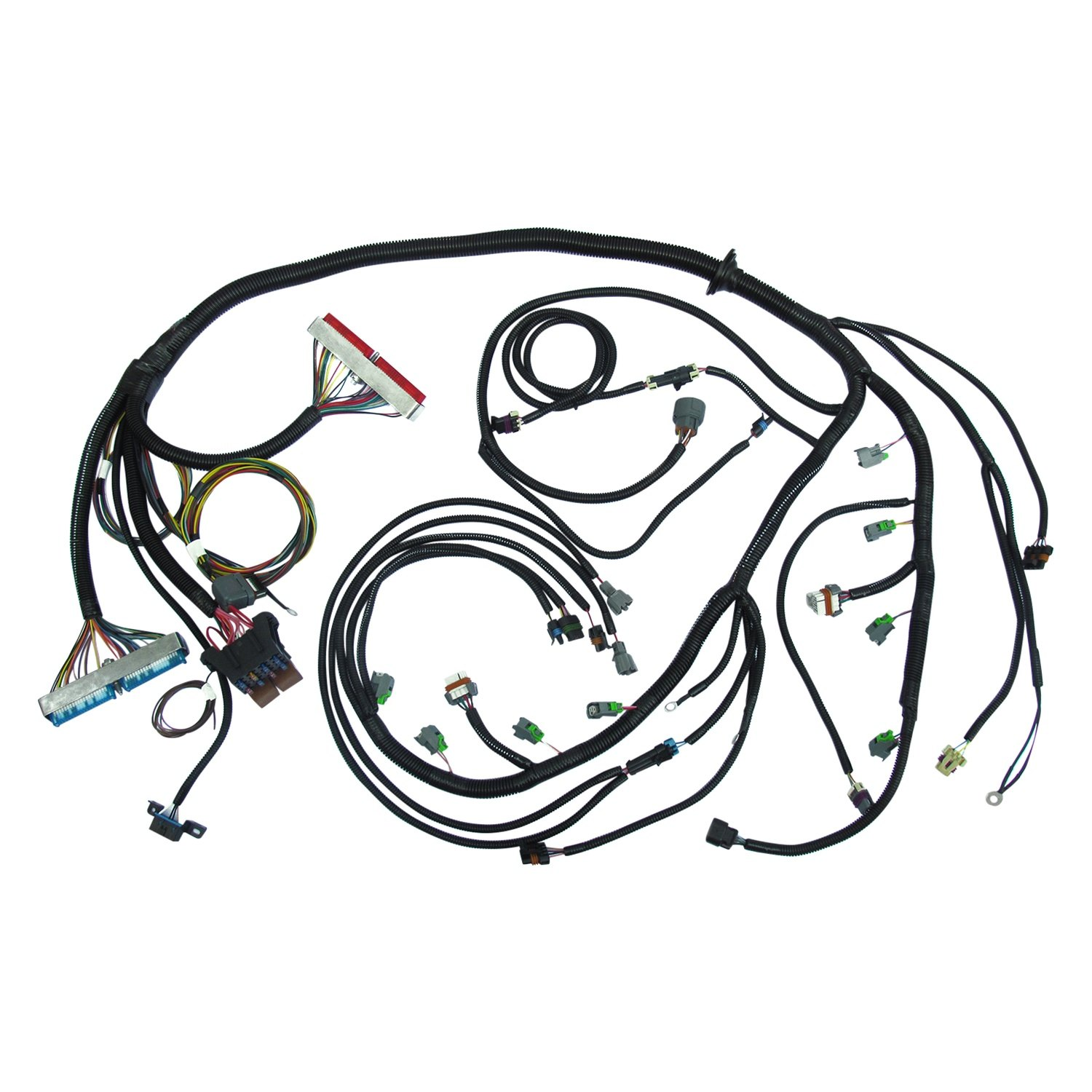 hight resolution of psi dbw standalone wiring harness