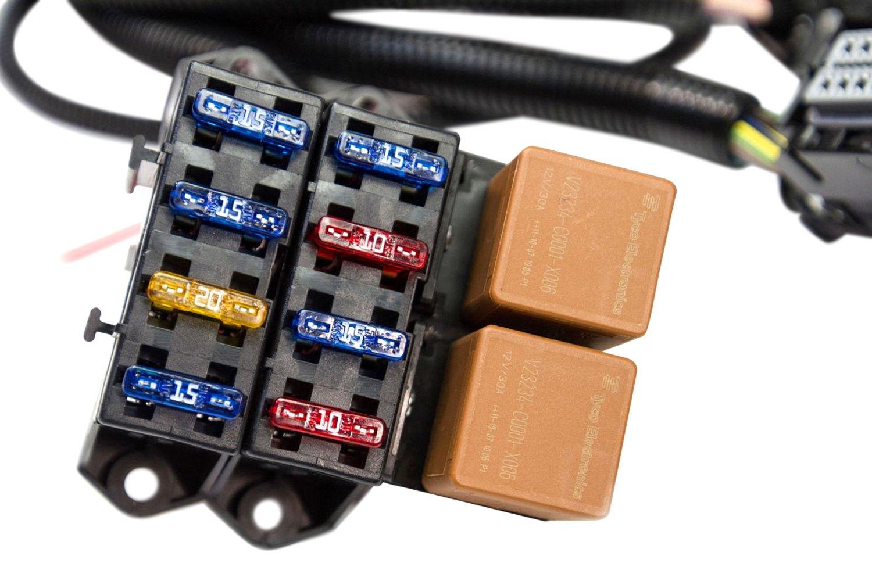 hight resolution of  dbw standalone wiring harness
