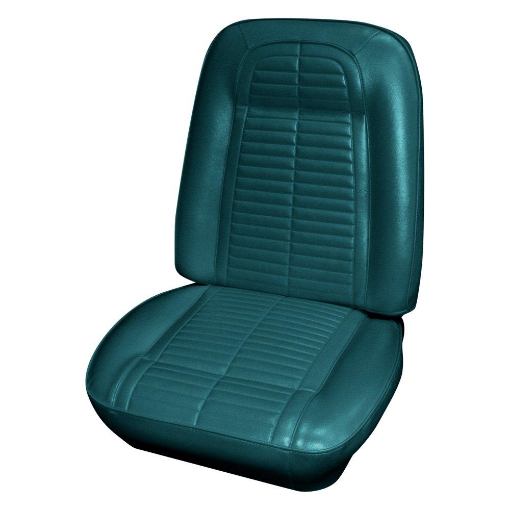 PUI Interiors  Pontiac Firebird 1968 Seat Covers