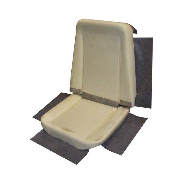 PUI Interiors  Seat Buns