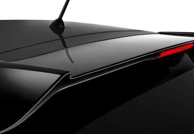 Pure Custom Style Rear Window Mount Spoiler Carid Com