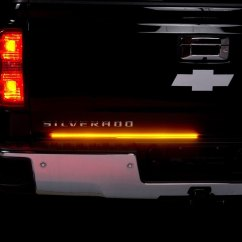 Led Tailgate Bar Wiring Diagram Legend Putco 92009 60 Quot Blade Light With