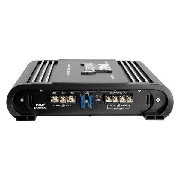 Pyle Pla2378 - Power Series Class Ab 2-channel 2000w Amplifier