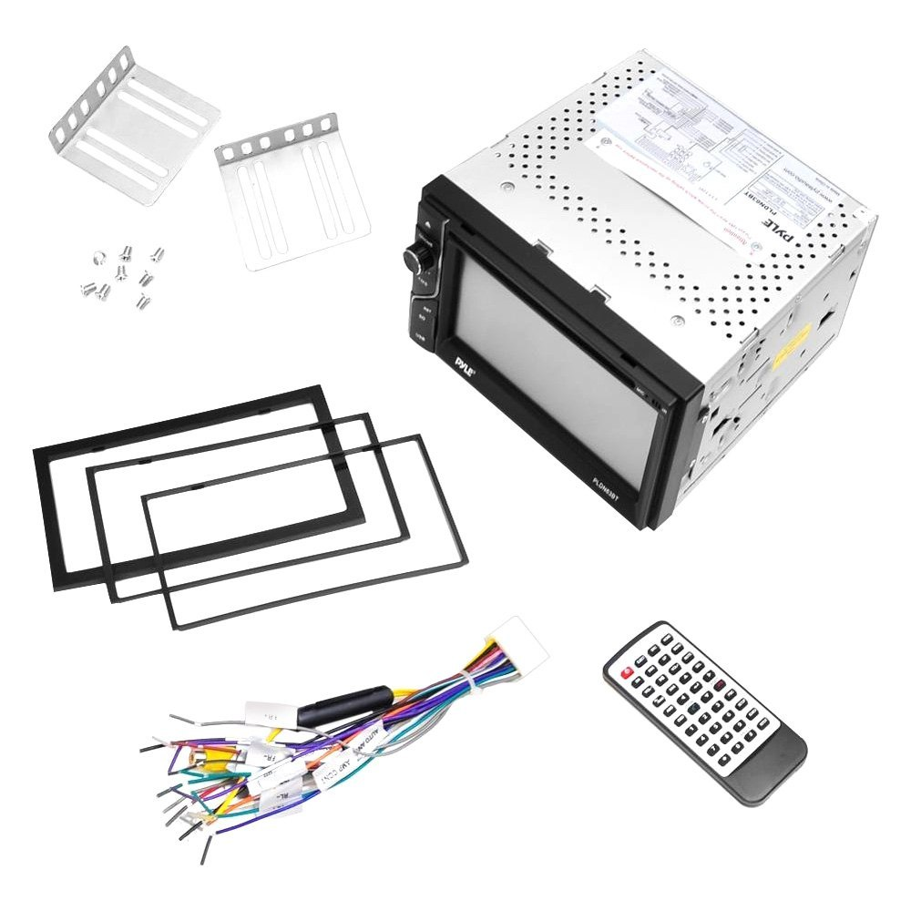 din automotive wiring diagram symbols rear wiper motor pyle touch screen best library double circuit u2022 auto parts