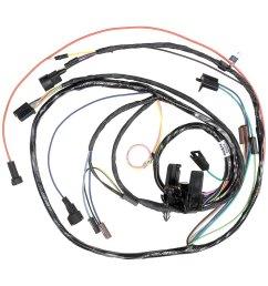 1971 monte carlo wiring harnes [ 1000 x 1000 Pixel ]