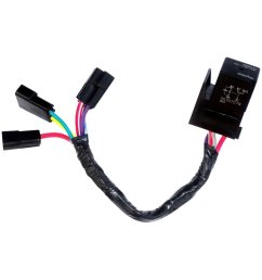qrp power seat motor relay and adapter harness [ 1000 x 1000 Pixel ]